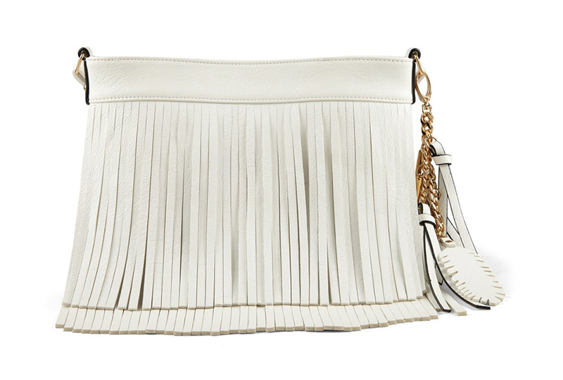 Aldo Takes on the Fringe Handbag Trend