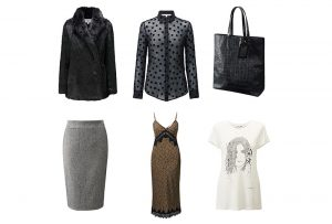 Just Launched: The UNIQLO and Carine Roitfeld Collection