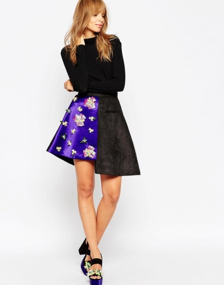 ASOS BLACK Teams Up with A V Robertson for a Sparkling Holiday Collection