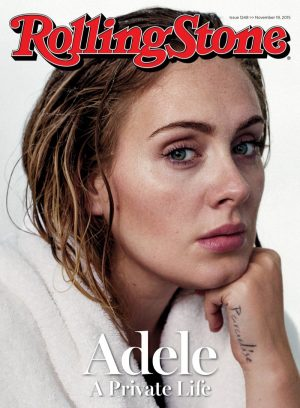 Adele Covers Rolling Stone & Talks Being Plus-Size