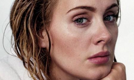 Adele on Rolling Stone Magazine November 19, 2015 cover