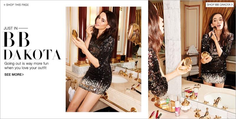 4 Ultra-Glam Party Dresses From BB Dakota