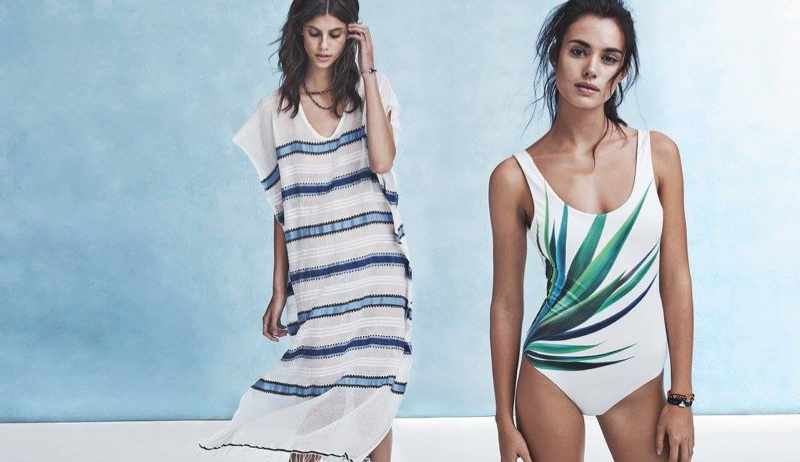 Barney`s Spotlights The Best Of Resort Beachwear