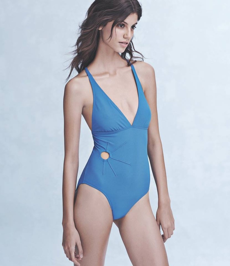 ERES Orion One-Piece Triangle Swimsuit