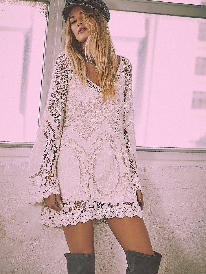 Free People Nikki Amore Dress