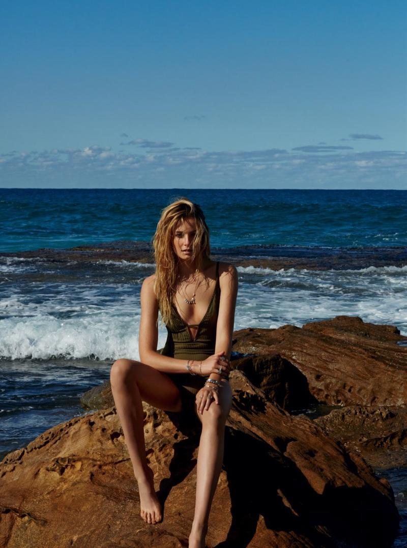Bridget-Malcolm-Swimsuits-ELLE-Australia-2015-Photoshoot10