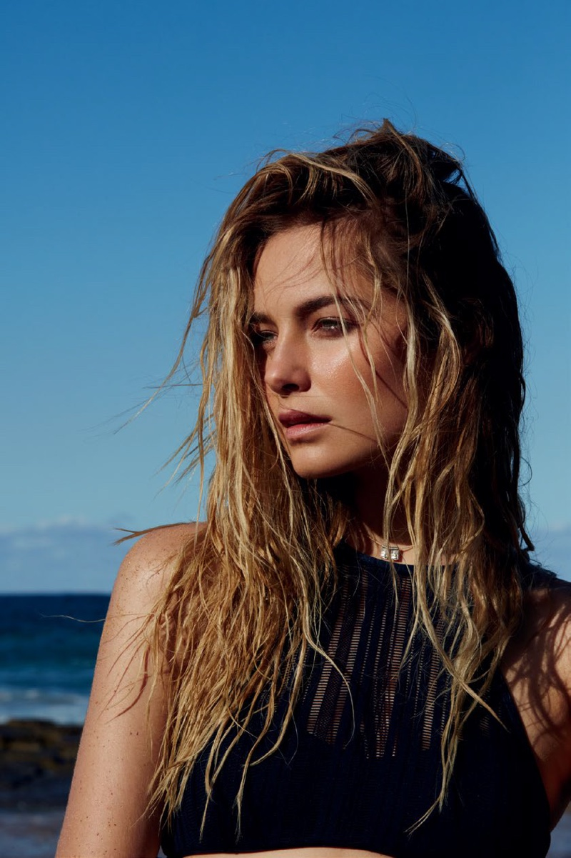 Bridget-Malcolm-Swimsuits-ELLE-Australia-2015-Photoshoot5
