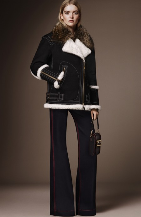 See All the Looks From Burberry's Pre-Fall 2016 Collection