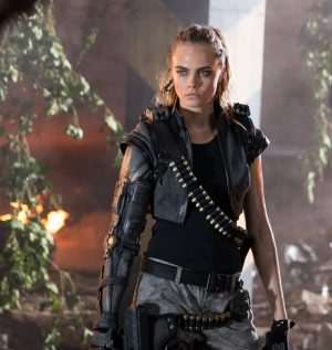Cara Delevingne is Ready for Battle in 'Call of Duty' Trailer