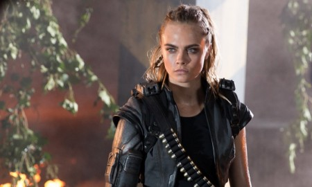 Cara Delevingne for Call of Duty Black Ops III commerical