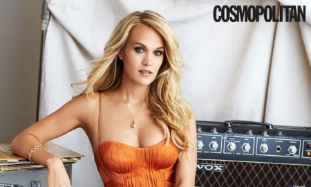 Carrie opens up about the under representation of women in country music