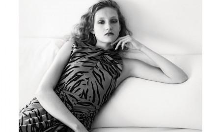 Agnes Nieske stars in Céline's resort 2016 campaign