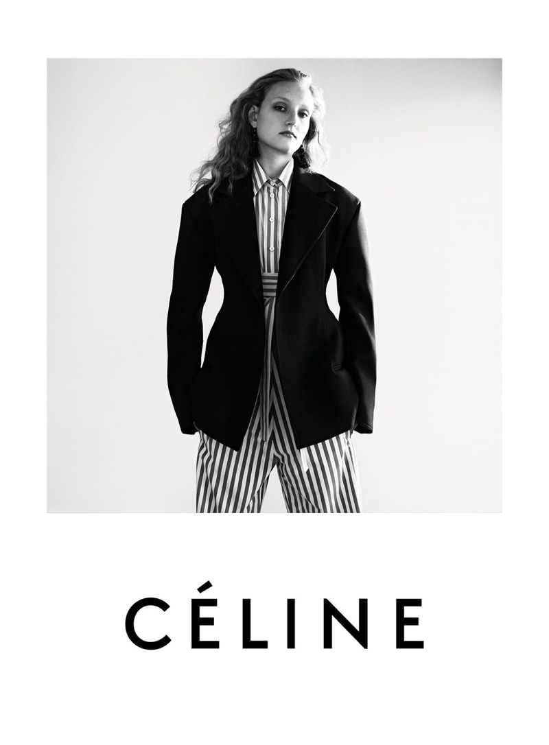 C¨¦line Resort 2016 Campaign Pictures