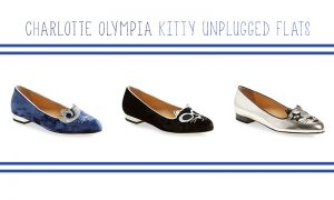 Rock On: Shop Charlotte Olympia's  'Kitty Unplugged' Flats