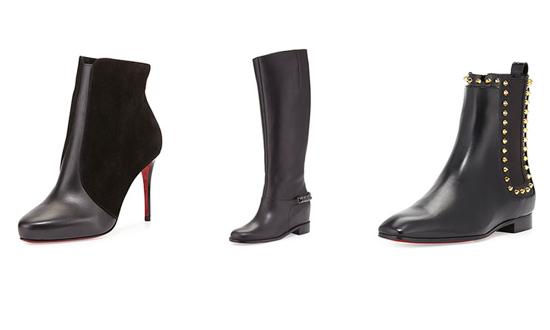 louboutin boots 2016