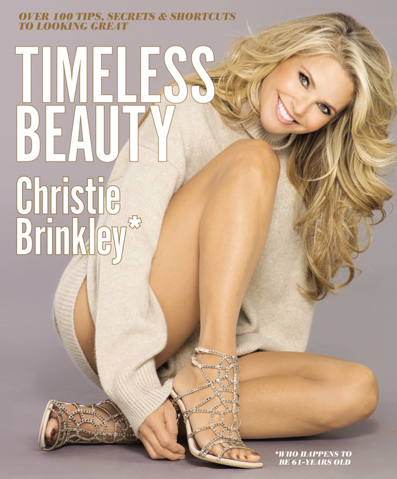 Christie Brinkley Timeless Beauty Book Cover