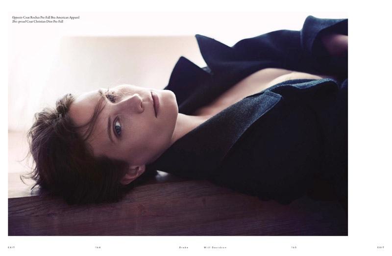 Drake Burnette for Exit Magazine