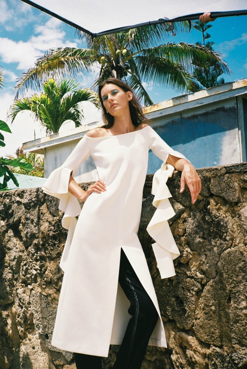 Ellery Gets Tropical with Resort 2016 Campaign