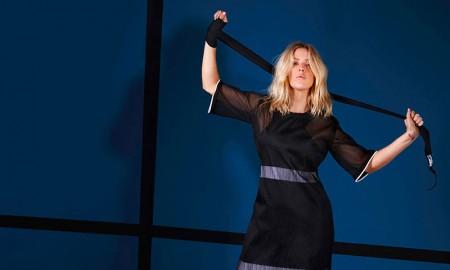 Ellie Goulding in Marie Claire's November issue. Photo: Sevda Albers