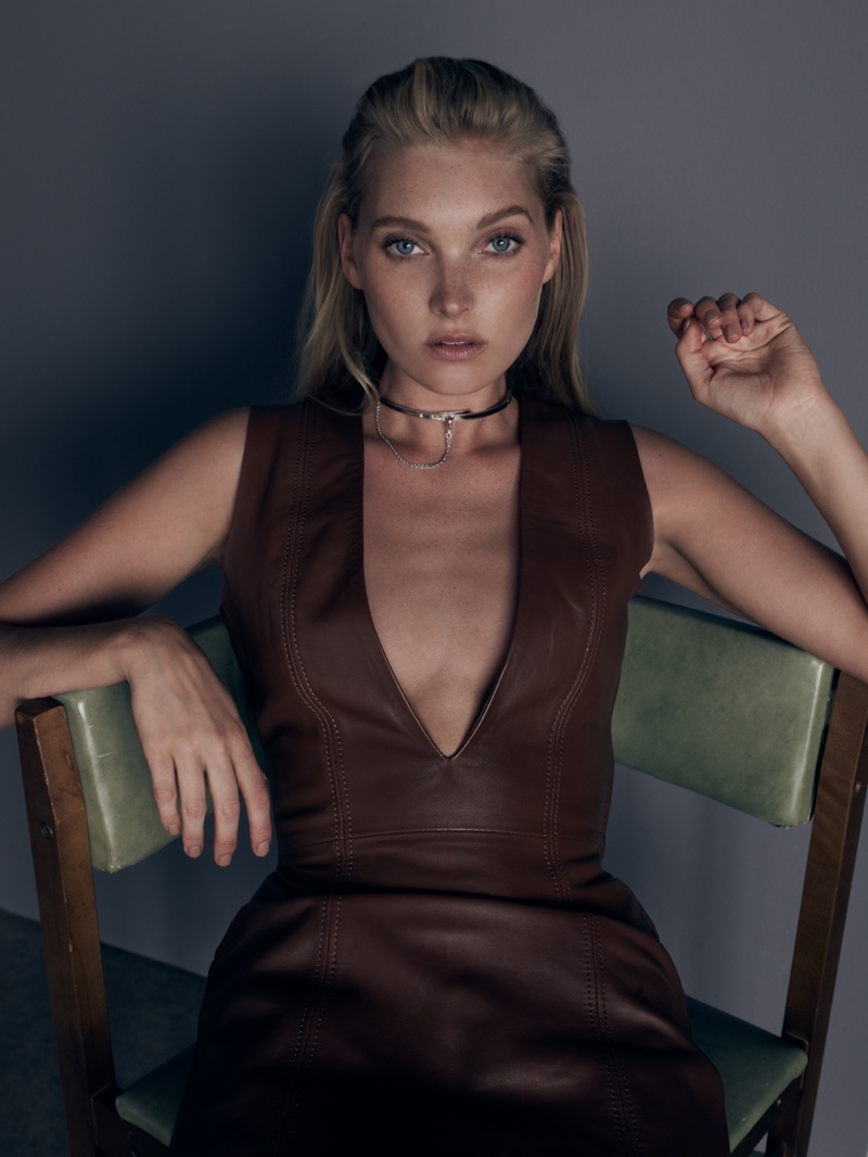 Elsa Hosk Shows the Best of Effortless Style for So It Goes Magazine