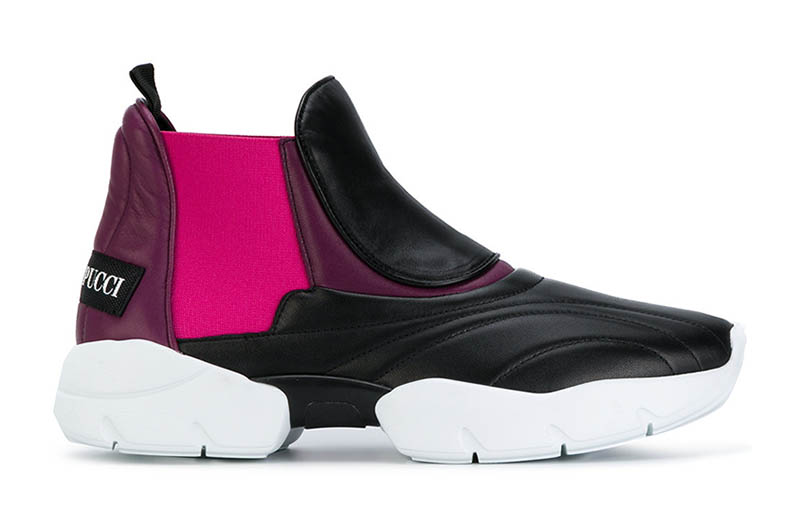 Emilio Pucci Ankle Boot Sneakers $690