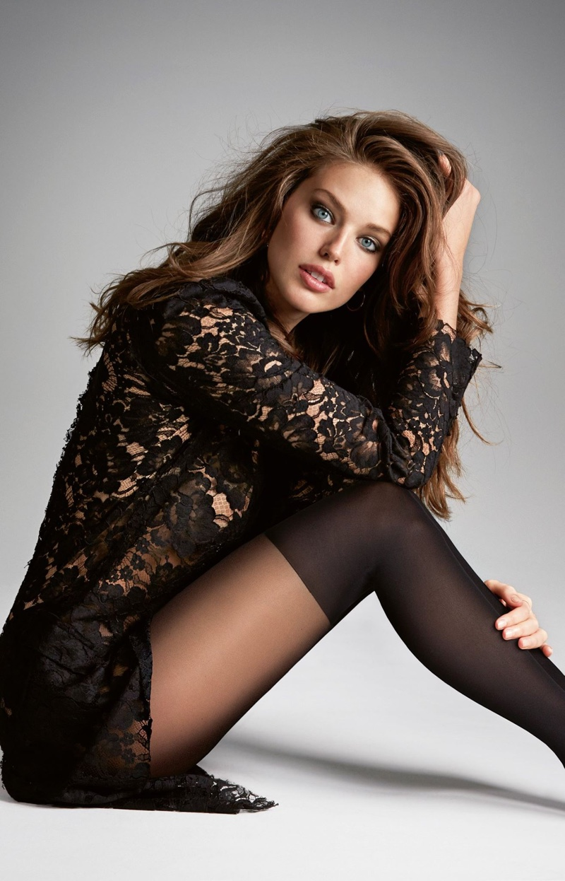 Emily DiDonato 2015 Fall / Winter Campaign
