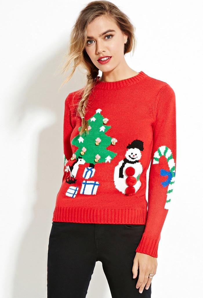 Cheap 2015 Christmas Women's Sweaters Shop