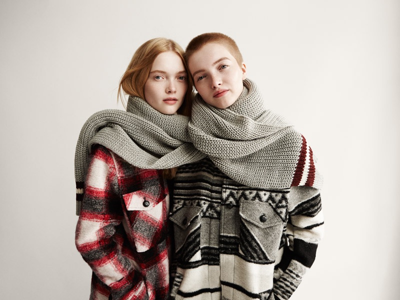 Forever 21 Taps Twin Sisters Ruth & May Bell for Holiday Campaign