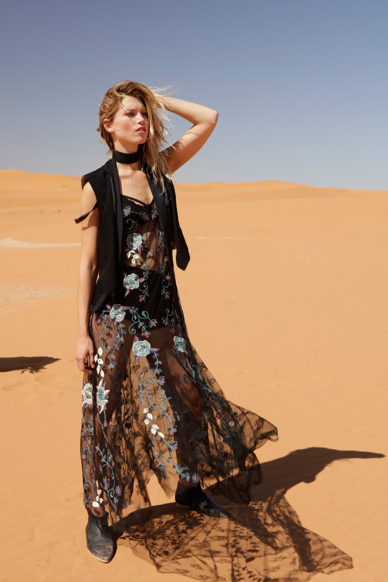Exclusive: Free People Highlights Dreamy Desert Styles for December