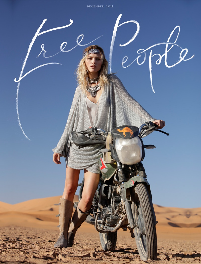 Free People Isabel Dress, Faryl Robin + Free People Great Falls Tall Boot