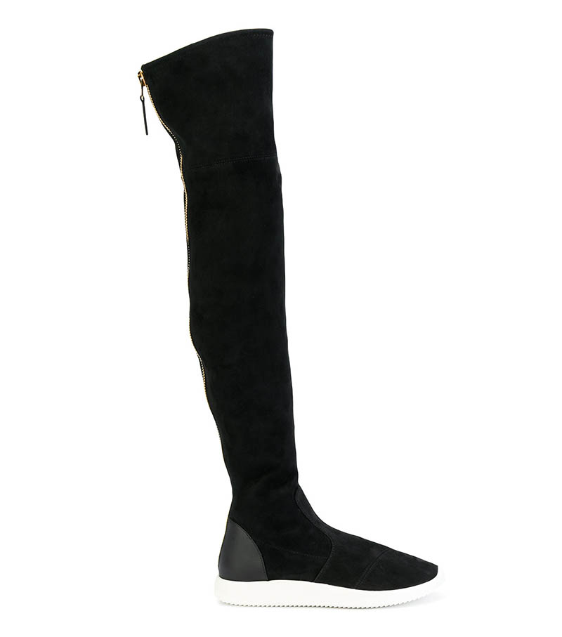 Giuseppe Zanotti Design Sienna Sneaker Boots $895