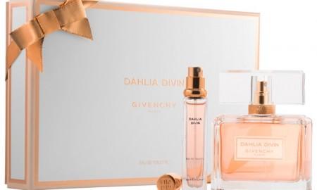 Givenchy Dahlia Divin Perfume Gift Set