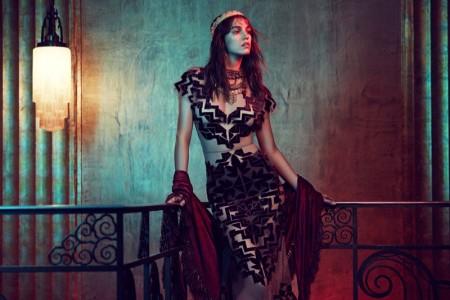 Dark Romance: Nasty Gal Takes on the Gothic Trend