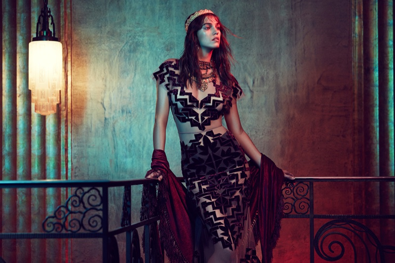 Dark Romance: Nasty Gal Takes on the Gothic Trend