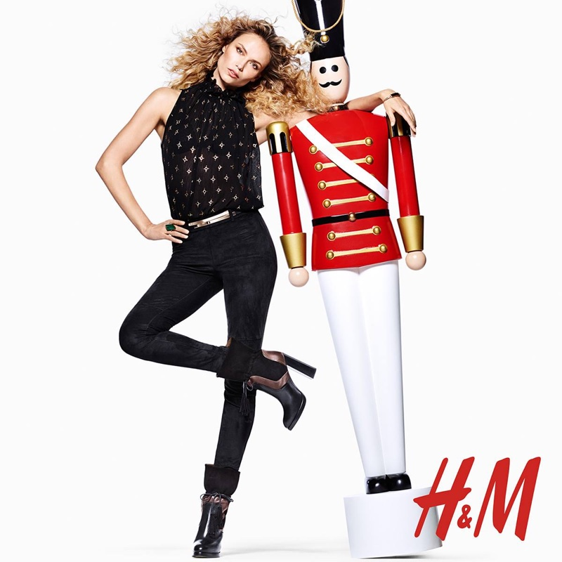 Hm Holiday  Campaign