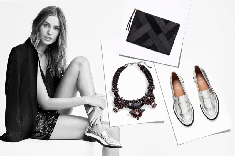 H&M Shows How to Accessorize Like a Pro This Season