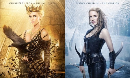 Huntsman: Winter's War releases new movie posters