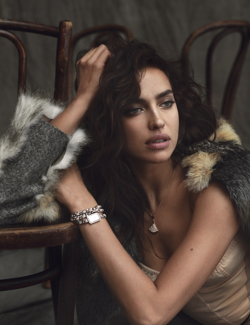 Irina Shayk Stuns In Harper S Bazaar Spain Feature