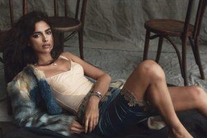 Irina Shayk Stuns in Harper's Bazaar Spain Feature