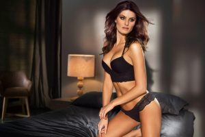 Isabeli Fontana Gets Sultry in Leonisa Lingerie Campaign