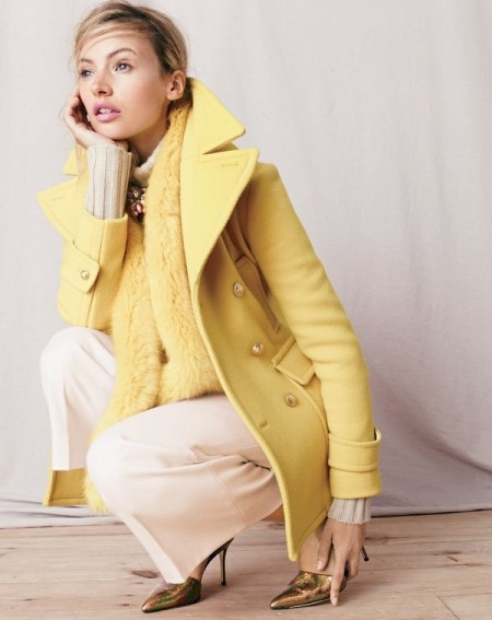 Sweater Weather: J. Crew Spotlights Cozy Sweater & Outerwear Styles