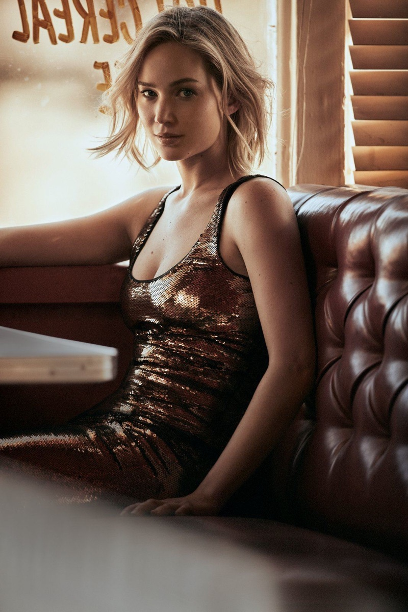 "Jennifer Lawrence Stars in Vogue, Says She ""Can't Wait"" to Get Married"