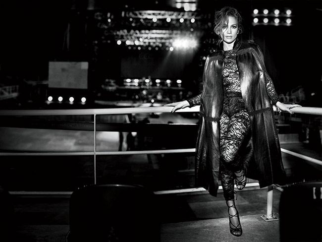 Jennifer Lopez talks about her Las Vegas residency with the magazine