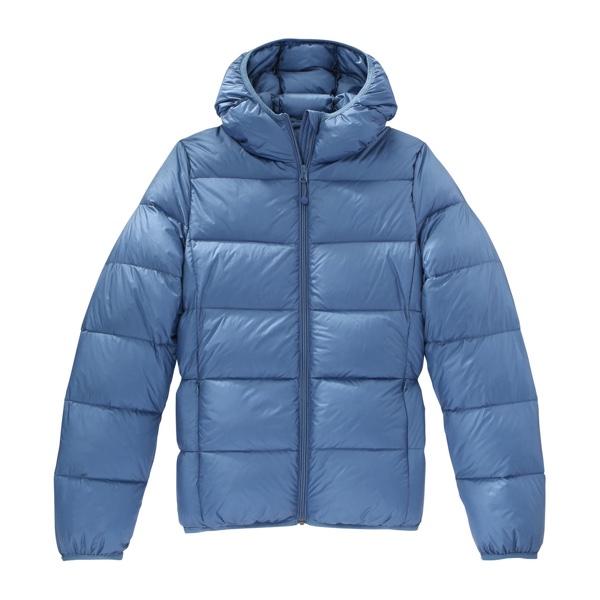 Joe Fresh Blue Puffer Jacket
