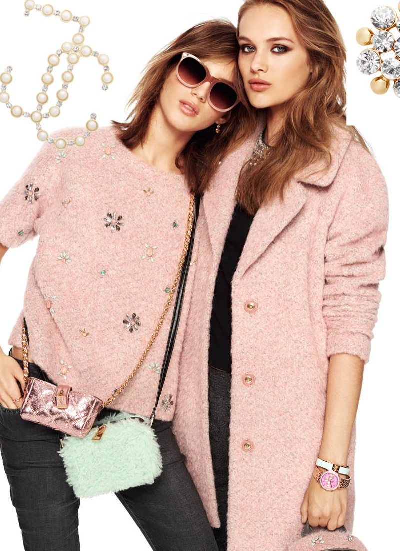Juicy Couture Spotlights Pretty Pastels for the Holiday Season