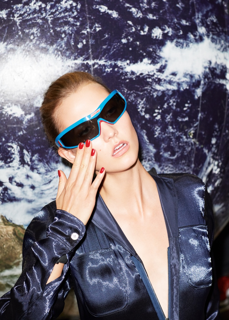 """Karlie Kloss Stars in WSJ. Magazine, Says """"There's No Getting Used"""" to Paparazzi"""
