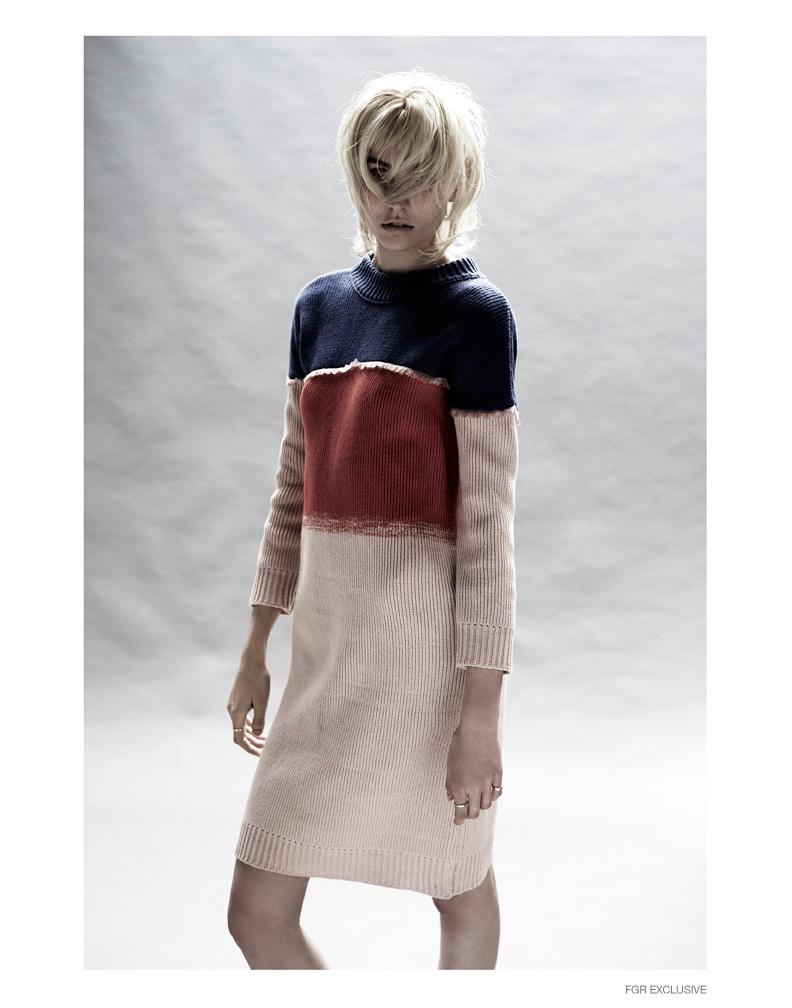 Dress Gayeon Lee, Rings (worn throughout) Ekria
