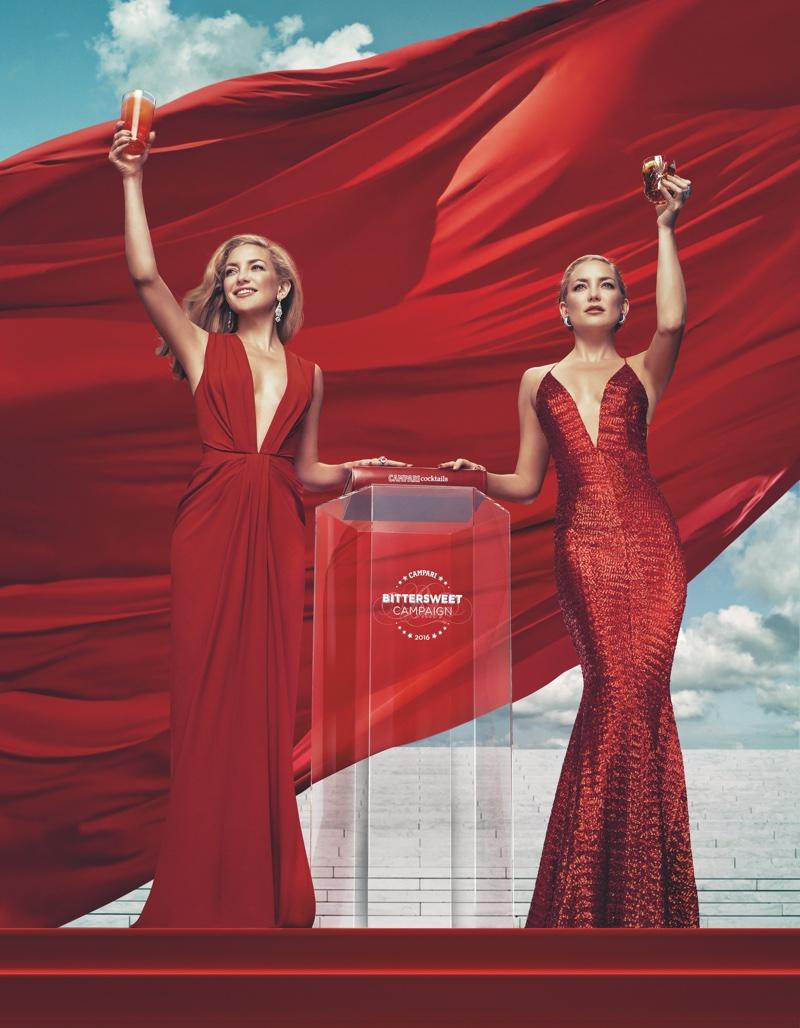 Kate Hudson for Campari (December)