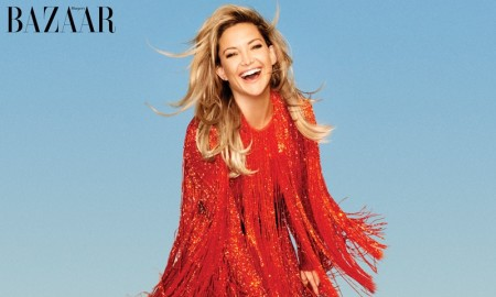 Kate Hudson opens up about being single to the magazine