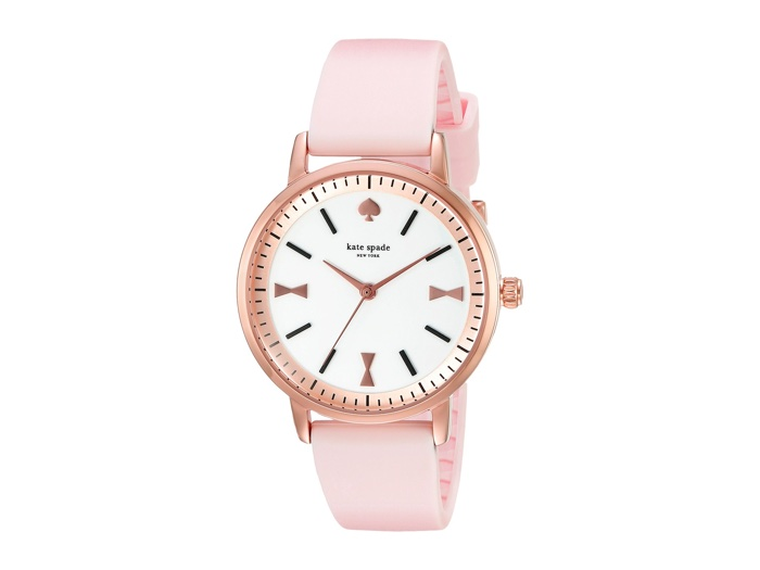 Kate Spade Rose Gold Pink Watch